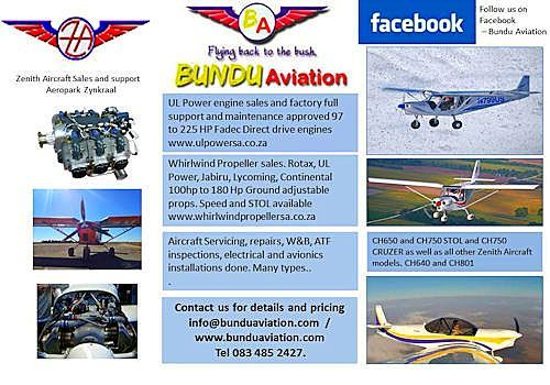 Pilot's Post - BUNDU AVIATION TO CHINA