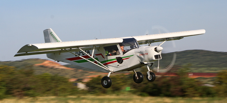 Pilot S Post Icp Savannahs At Kroon Airfield 2019
